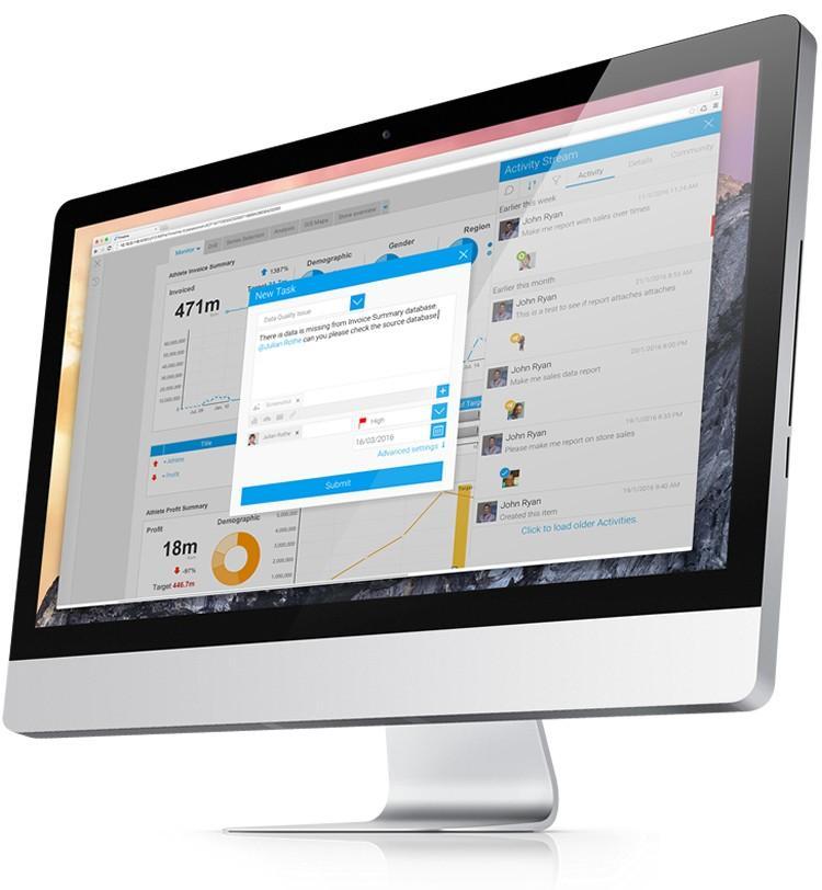 Yellowfin startet Yellowfin 7.2: Befähigt Geschäftsnutzer durch neuen Business Workflow
