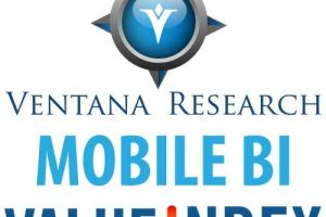 Yellowfin top ranked for Usability in Ventana Research's 2016 Mobile BI Value Index