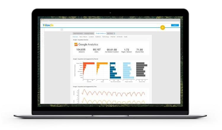 Yellowfin to host dashboard best practices session at IRM's Enterprise Data & BI Conference 2016