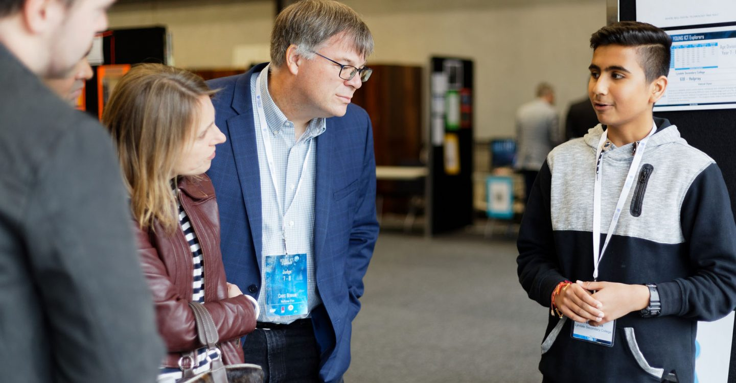 The future of ICT looks bright – Young ICT Explorers Melbourne