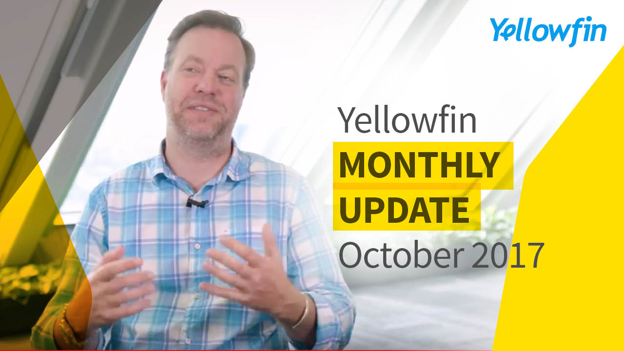 Yellowfin 7.4 release culmination of a great October