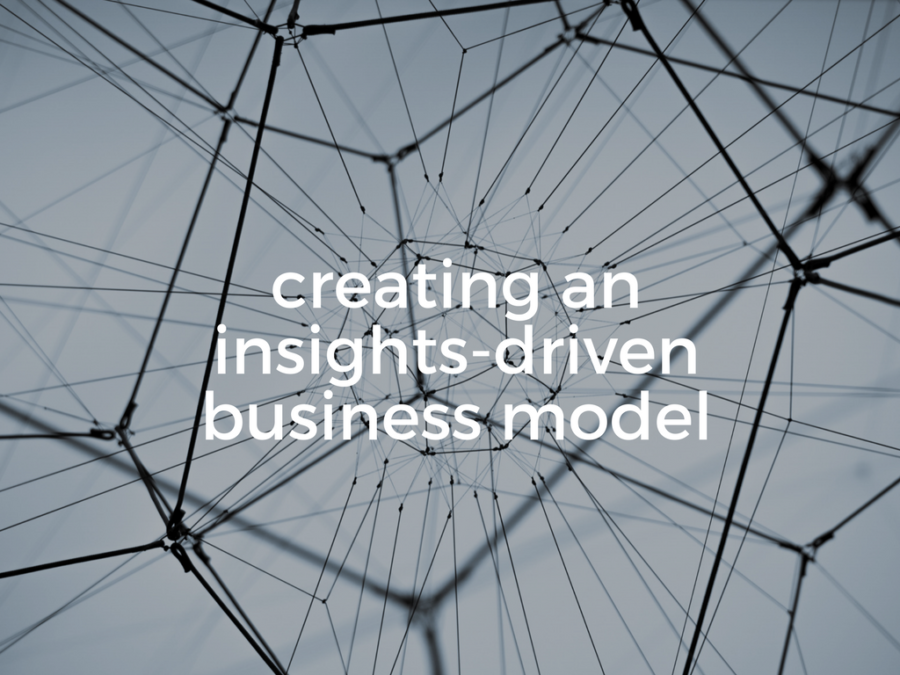 How Analytics Platforms are Enabling an Insights-Driven Business Model