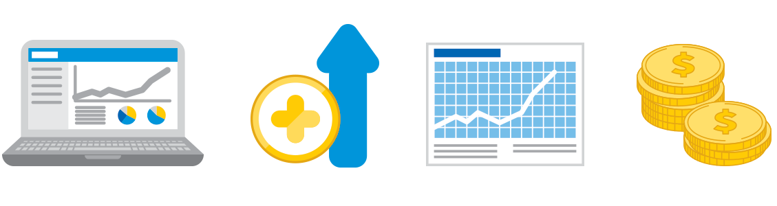 Yellowfin BI Data-Monetization-Icon-Set