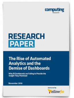 Rise of Automated Analytics