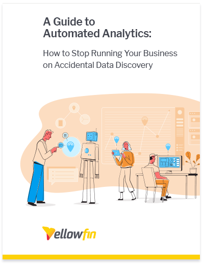 Guide to automated analytics - cover