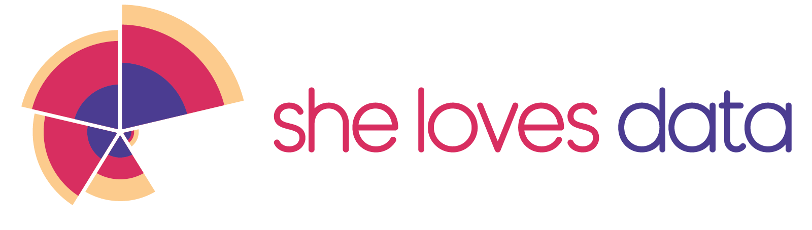 She Loves Data - Logo