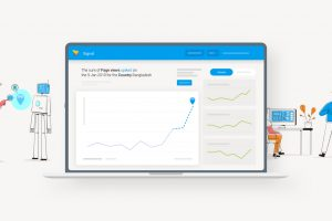 Yellowfin Signals: Discovering Critical Changes in Google Analytics data