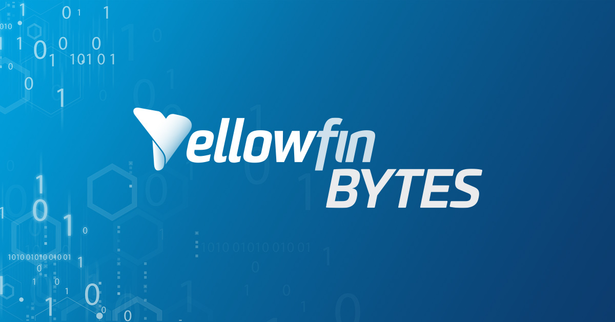 Yellowfin Bytes: Increased Performance in the 8.0.2 Release
