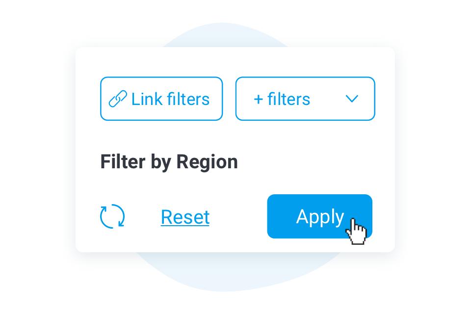 Enhanced Dashboard Filter Properties