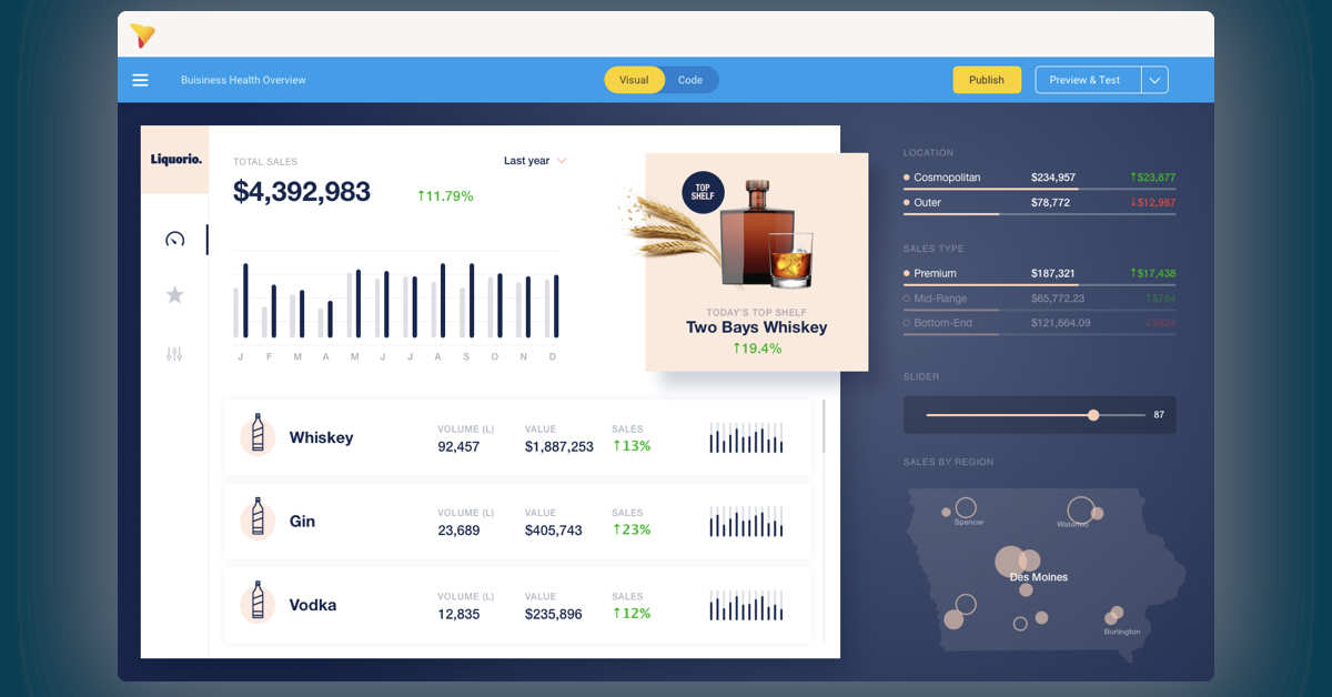 3 components you need to create the ultimate dashboard design