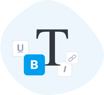 Enhanced Text Widget icon