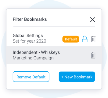 Improved Filter Bookmarks icon