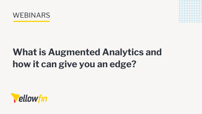 What is Augmented Analytics and how it can give you an edge?
