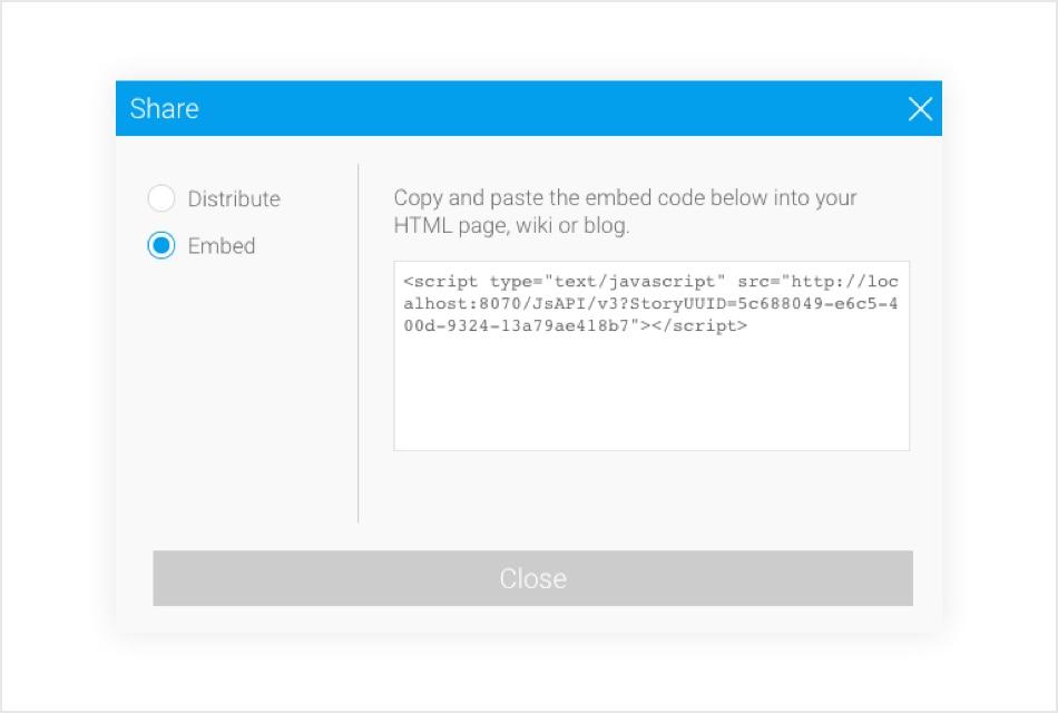 Embed with JavaScript API image