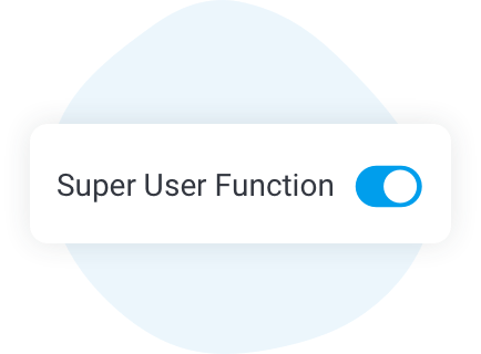 Super User Role Function icon