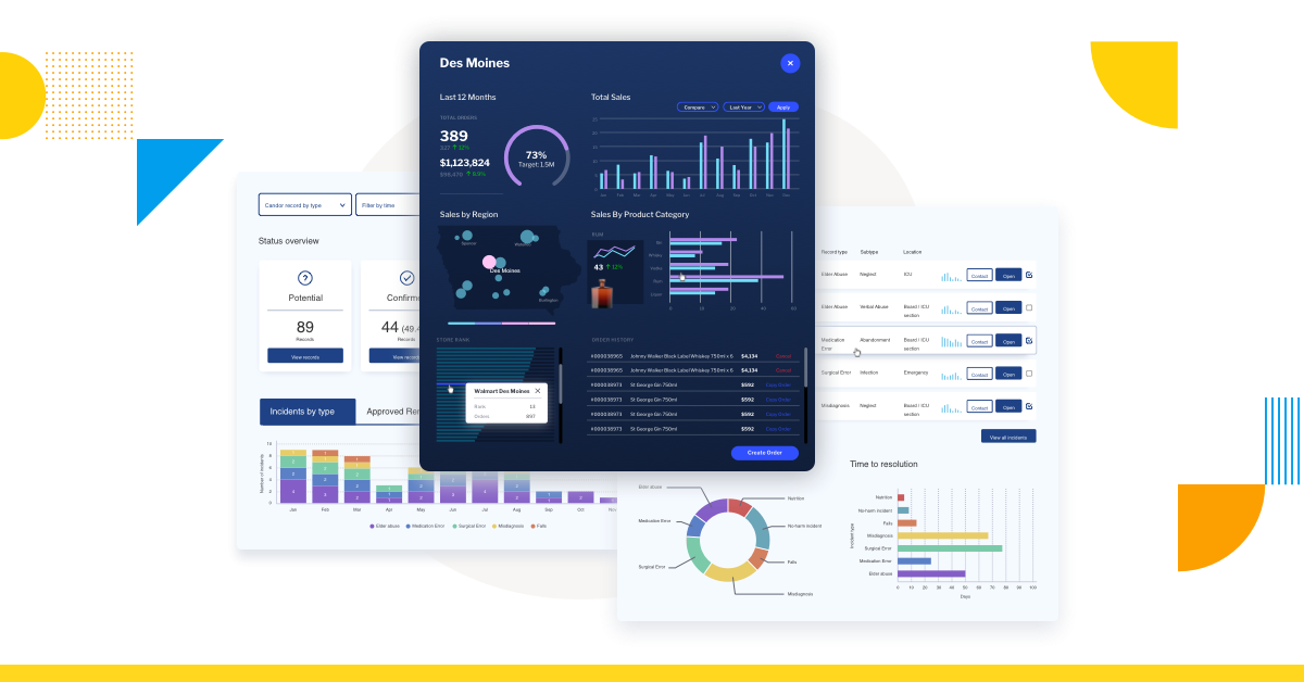 Contextual analytics vs dashboards: What's the difference?
