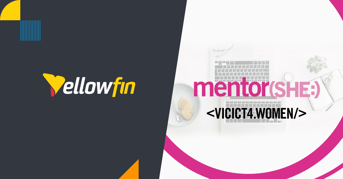Reflections on Leadership: A Fireside Chat with mentor(SHE:) and Yellowfin