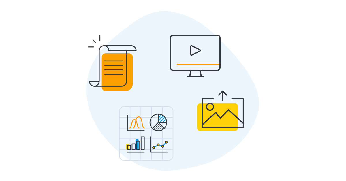 Yellowfin Stories embed data content into narrative instantly