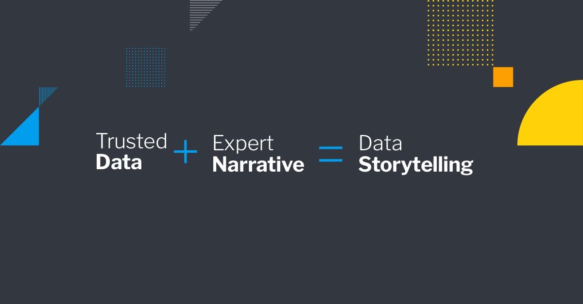 Why data visualization alone is not data storytelling